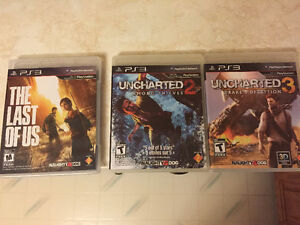 3 PS3 games