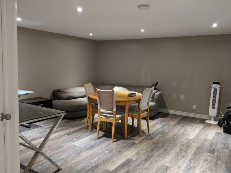 Rent a basement / house / room in Etobicoke