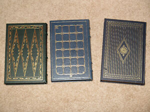 Three Franklin Mint Books Moby Dick Reivers Sound and the Fury London Ontario image 3