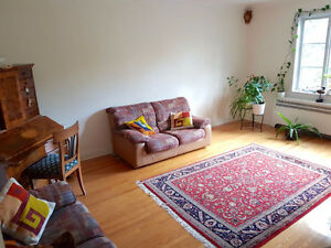 Sublet large 5 1/2 furnished all inclusive 1 december 3-5 months