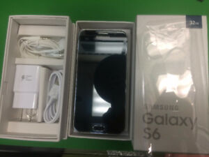 Galaxy S6 with VR, Galaxy Note 4, Unlocked.