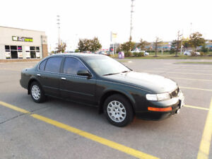 1996 Nissan Maxima Sedan - priced to sell as is