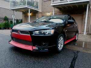 2009 MITSUBISHI LANCER GTS FULLY LOADED ** WARRANTY UNTIL 2019**