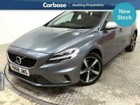 2018 Volvo V40 T2 [122] R DESIGN Nav Plus 5dr Geartronic Auto HATCHBACK Petrol A
