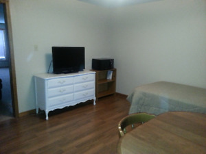 Spacious room available for mature college/university student