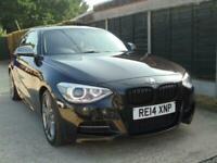 2014 BMW 1 Series M135i M Performance 3dr Step Auto HATCHBACK Petrol Automatic