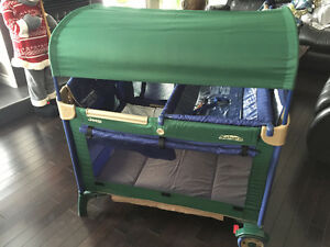 Jeep Sahara Limited Travel Playard
