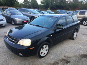 2005 Chevrolet Optra Wagon *Accident Free* *Low Kms*
