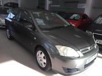2005 Toyota Corolla 1.4 VVT-i T2 - 10 Service Stamps - 3 Keys - 74K miles
