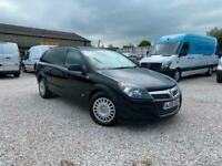 2008 Vauxhall Astravan Sportive 1.7 CDTi Van CAR DERIVED VAN Diesel Manual