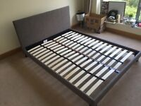 Next King size bed Frame (fantastic condition)