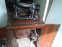 Antique Singer Sewing Machine for Sale
