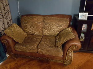 3 pieces chesterfield set St. John's Newfoundland image 1