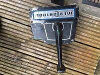 Outboard control Mercury