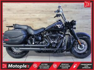 2018 Harley-Davidson FLHCS SOFTAIL HERITAGE CLASSIC ABS 114 62$/