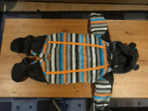 BOY 9-12 MONTHS SNOW SUIT FROM SWEDEN