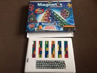 Magnetix and Geomag Sets