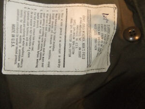Authentic USA, Army, M65 jackets London Ontario image 2