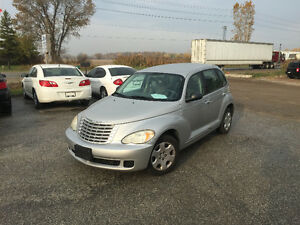 2006 Chrysler PT Cruiser! Only 78 K's!! Certified! ON SALE!