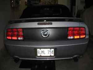 2006 Ford Mustang GT Convertible Kitchener / Waterloo Kitchener Area image 3
