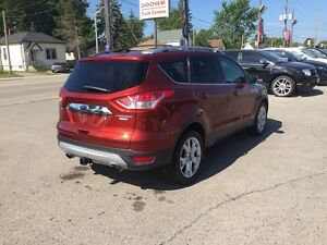 2016 Ford Escape Titanium***Pano,Navi,B-up Cam, Leather, 3k Only London Ontario image 5