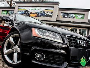 '12 Audi A5 2.0T Premium Quattro+S-Line+Concert! Only$162/Pmts!