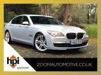 2012 BMW 730D 3.0d M SPORT LUXURY EDITION LOW MILEAGE FULL SPEC + FACTORY EXTRAS