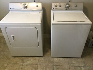 Matching Set of MAYTAG Centennial WASHER and DRYER
