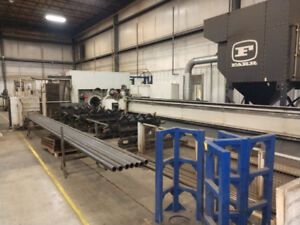 2007 Mazak Fabri-Gear 4KW Tube and Pipe Laser System (#1994)