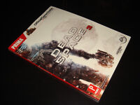 DEAD SPACE 3-OFFICIAL-STRATEGY GUIDE (NEUF/NEW)