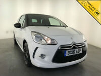 2016 CITROEN DS3 DSTYLE BLUEHDI DIESEL FREE ROAD TAX STOP / START 1 OWNER
