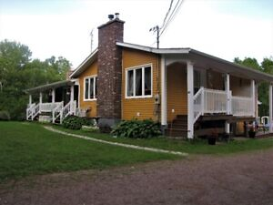 Rated five star by our guests Cap-Pele N.B. Bed & Breakfast