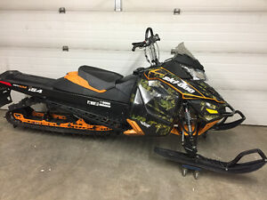 2013 Summit 800 XM SP 154""