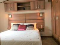 ABI Milano 2 bedroom 6 berth static caravan for sale at Pendine Sands