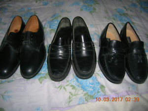Shoes men's Brown and Black