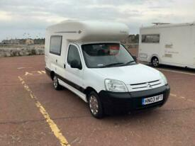 2003 (03) ROMAHOME DUO OUTLOOK CAMPER