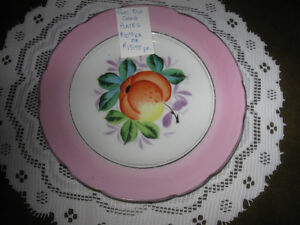 ....ONE  Lovely Old DECORATIVE China SERVING Plate....