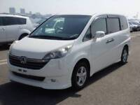 Honda Stepwagon direct Japan Import supplied fully UK reg