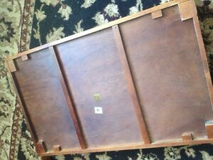 Solid wood Bombay & Co Butler Tray Table London Ontario image 6