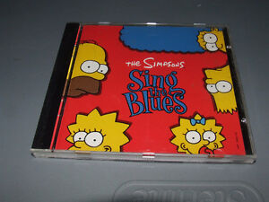 The Simpsons Sing The Blues CD - NEW - $10.00