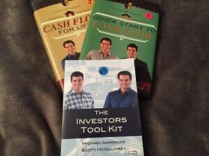 Books by Scott McGillivray -re: revenue property investing
