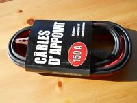 Battery Cables 8 gauge 150 amps ( these are brand new)