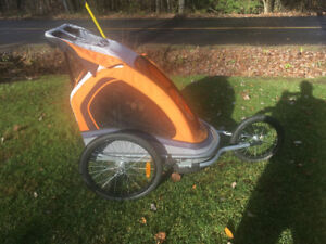 2 in 1 Bike trailer and Jogger