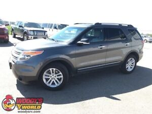 2015 Ford Explorer AWD-ALLOYS HTD SEATS