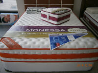 ORTHOPEDIC QUEEN SIZE ANEMON MATTRESS FACTORY OUTLET 319$