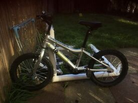 Ridge bike for children