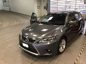 2016 Lexus CT 200h - Single Owner