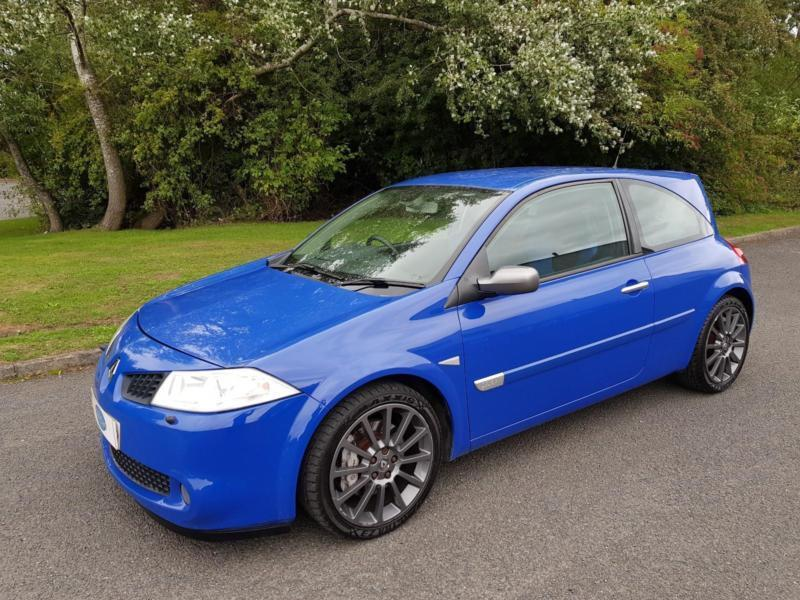 2006 RENAULT MEGANE 225 CUP, TIMING BELT JUST DONE | in Newcastle ...