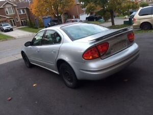 2001 OLDS-MOBILE ALERO GREAT CONDITION $2000 OBO