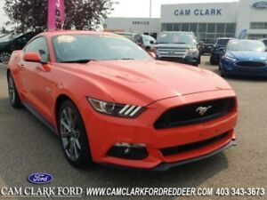 2015 Ford Mustang GT PREMIUM  New Tires | Navigation | 6 Speed M
